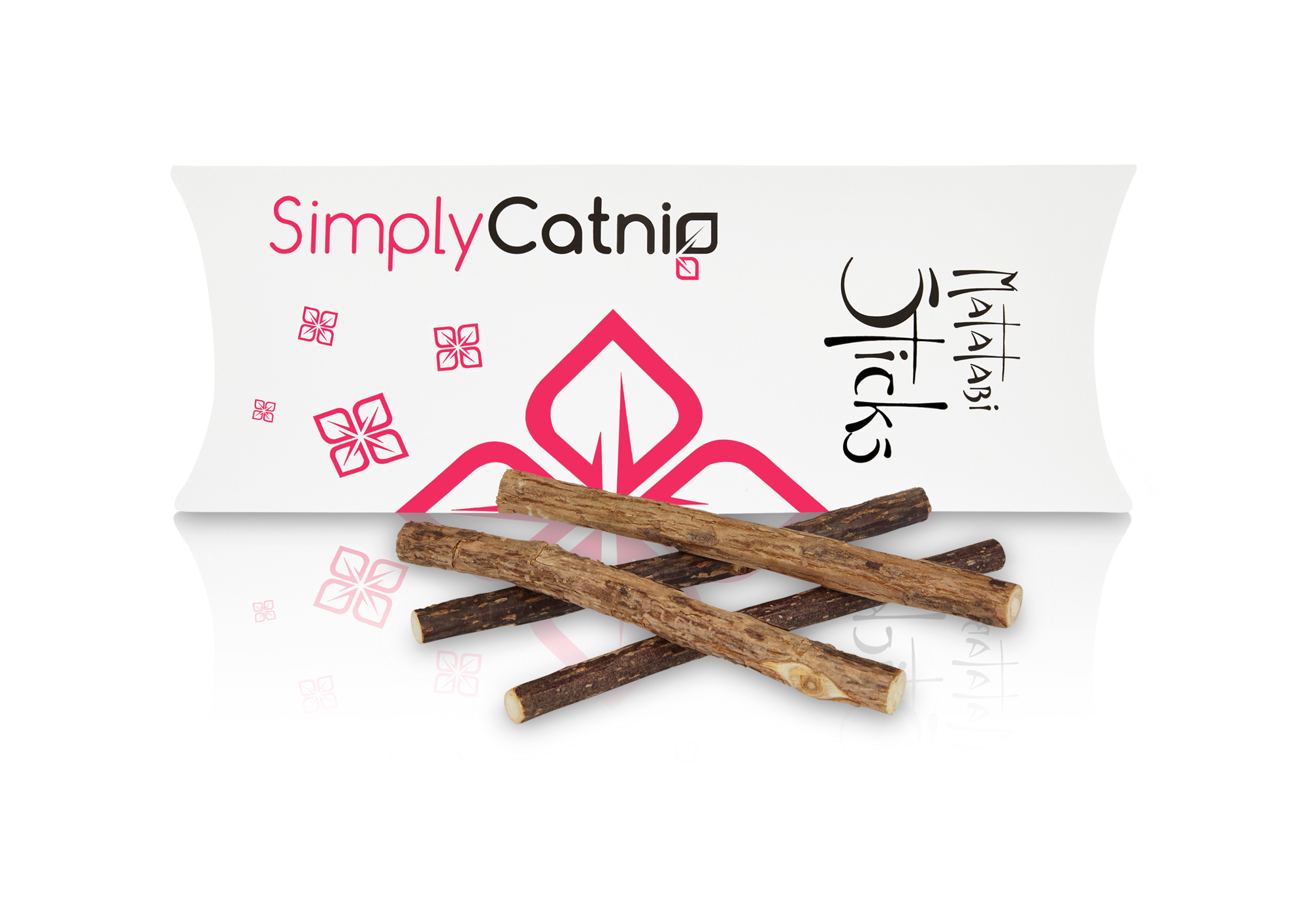 Simply Catnip - Matatabi Silvervine Sticks